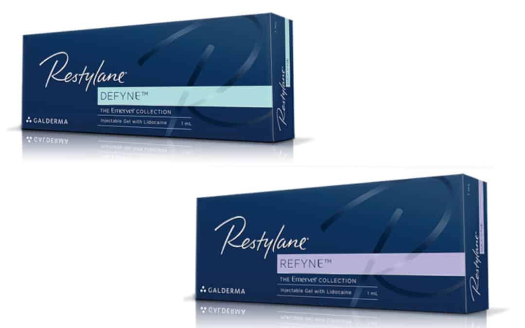 Restylane Refyne | Defyne