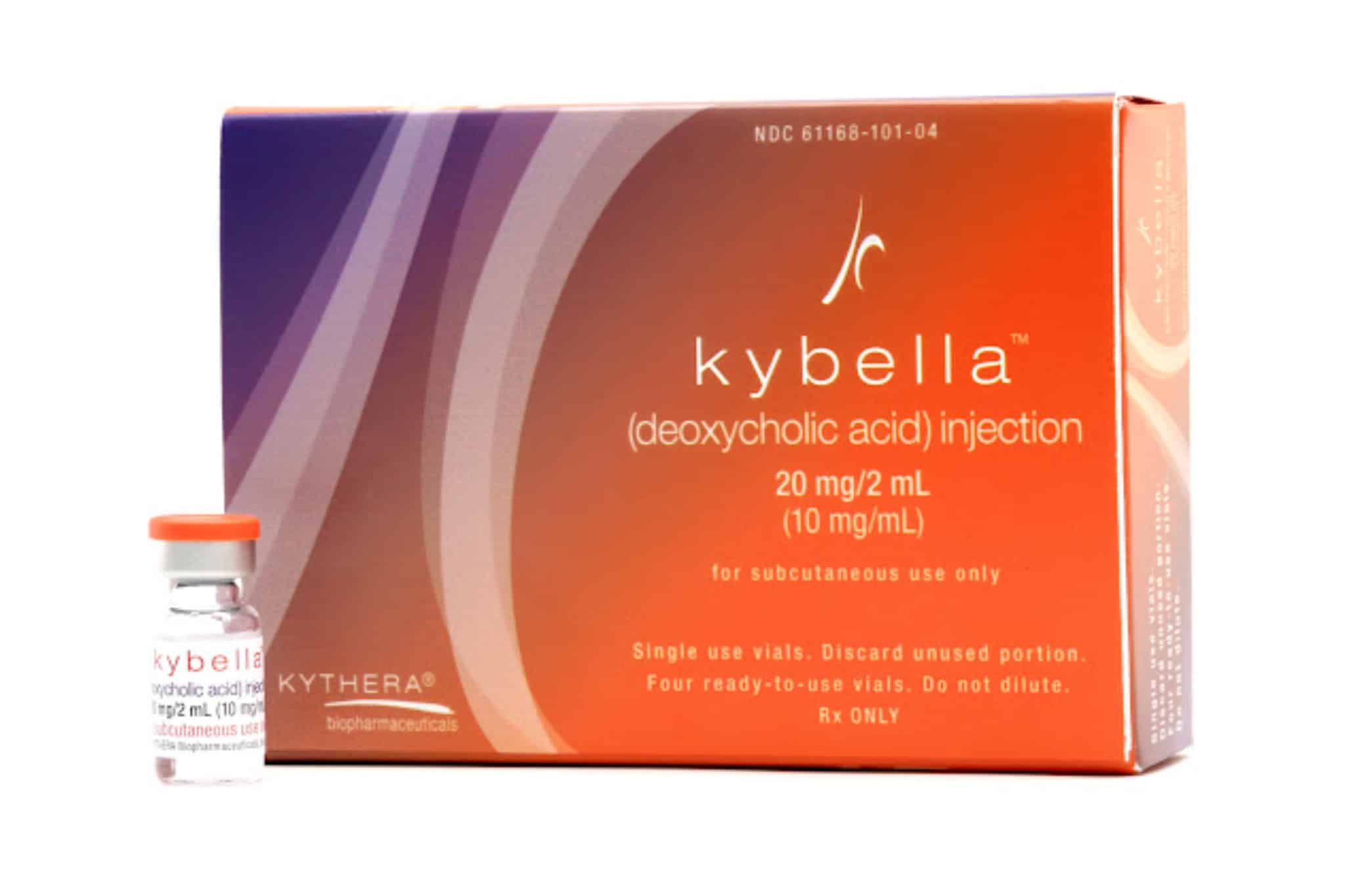 Kybella Injection Packaging