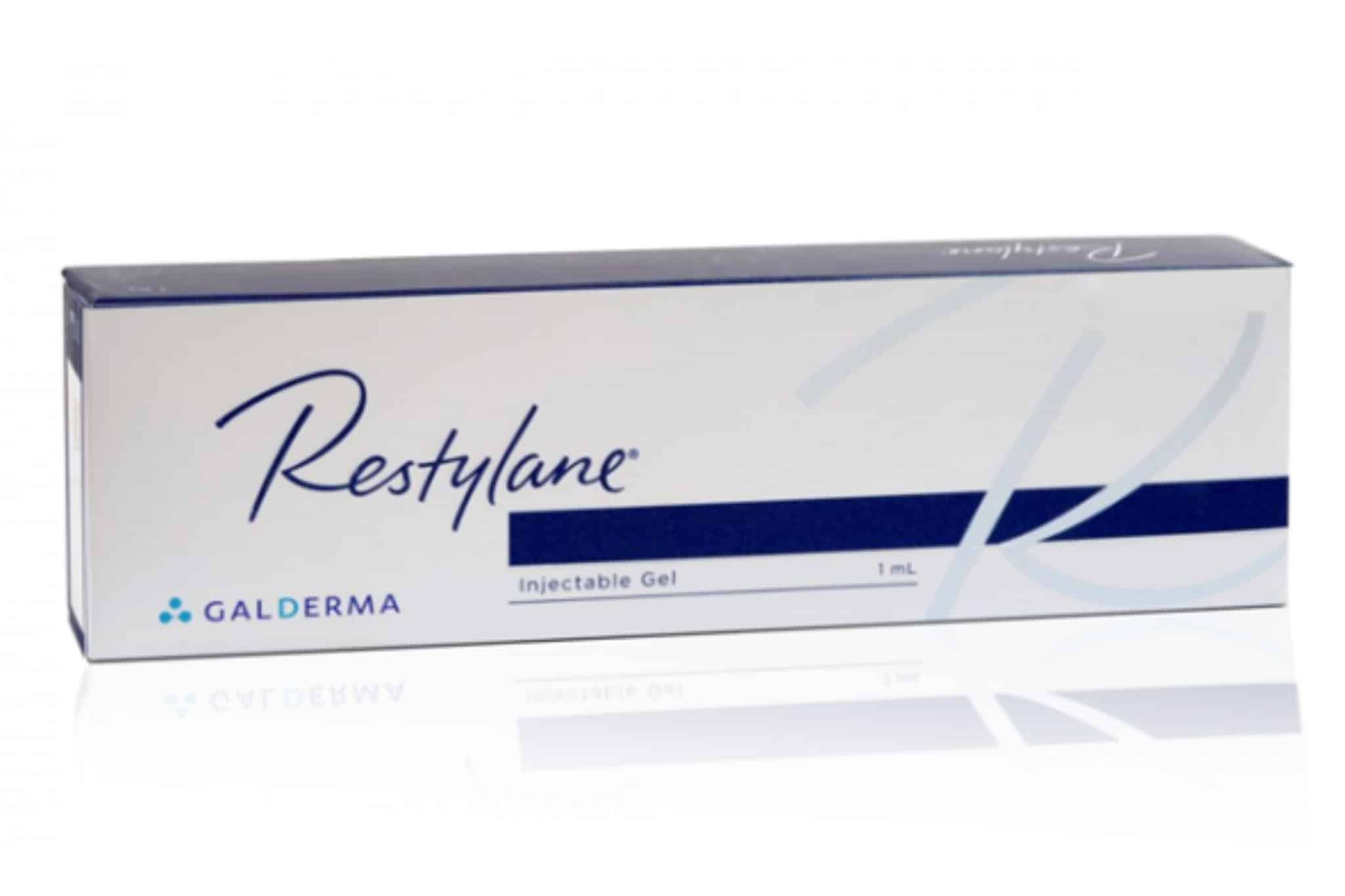 Restylane L Packaging
