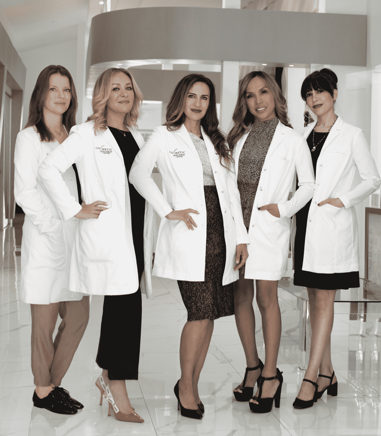 Cosmetic Injectables Center Staff Sherman Oaks
