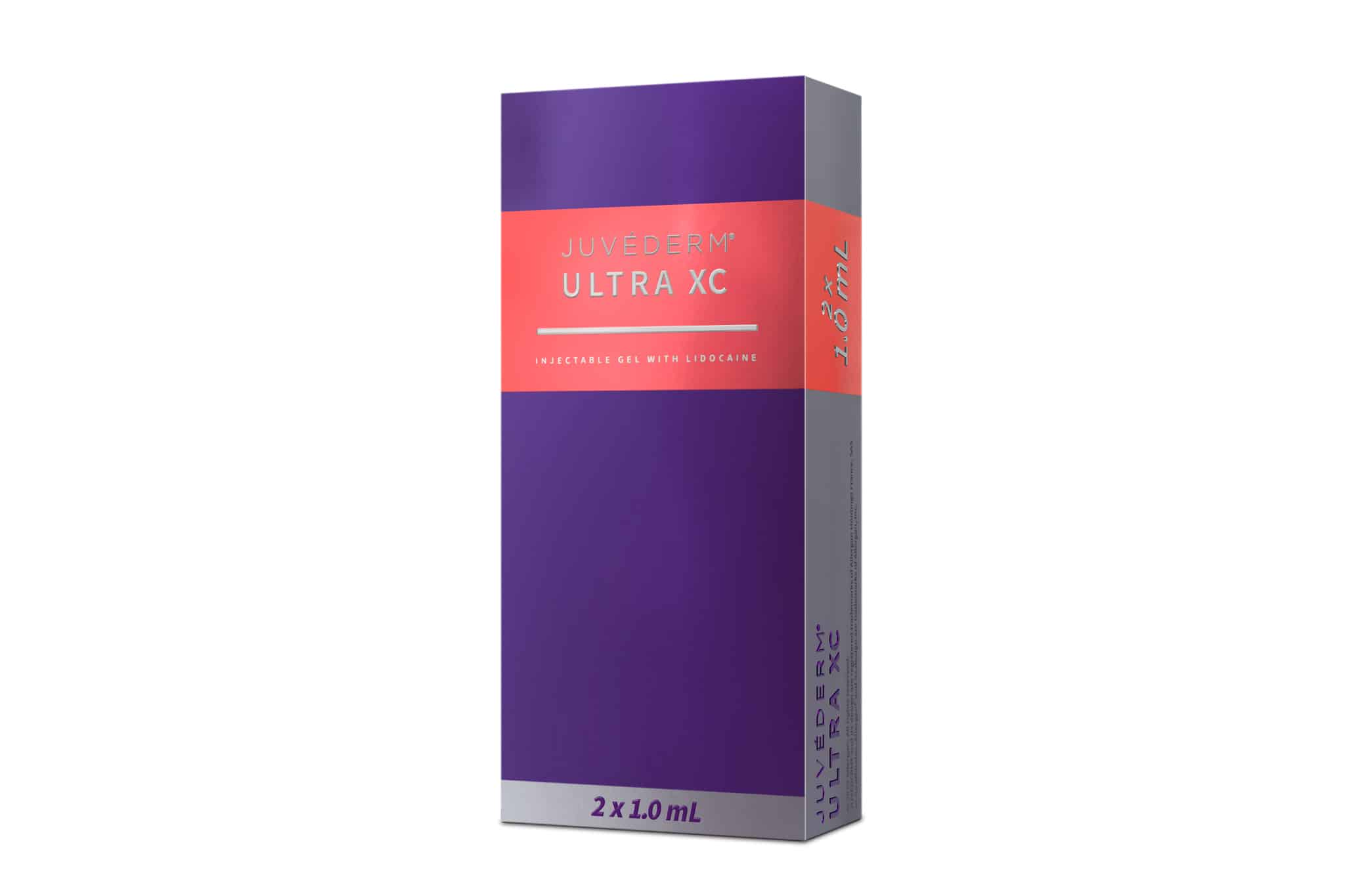 Juvederm Ultra Xc Packaging Updated