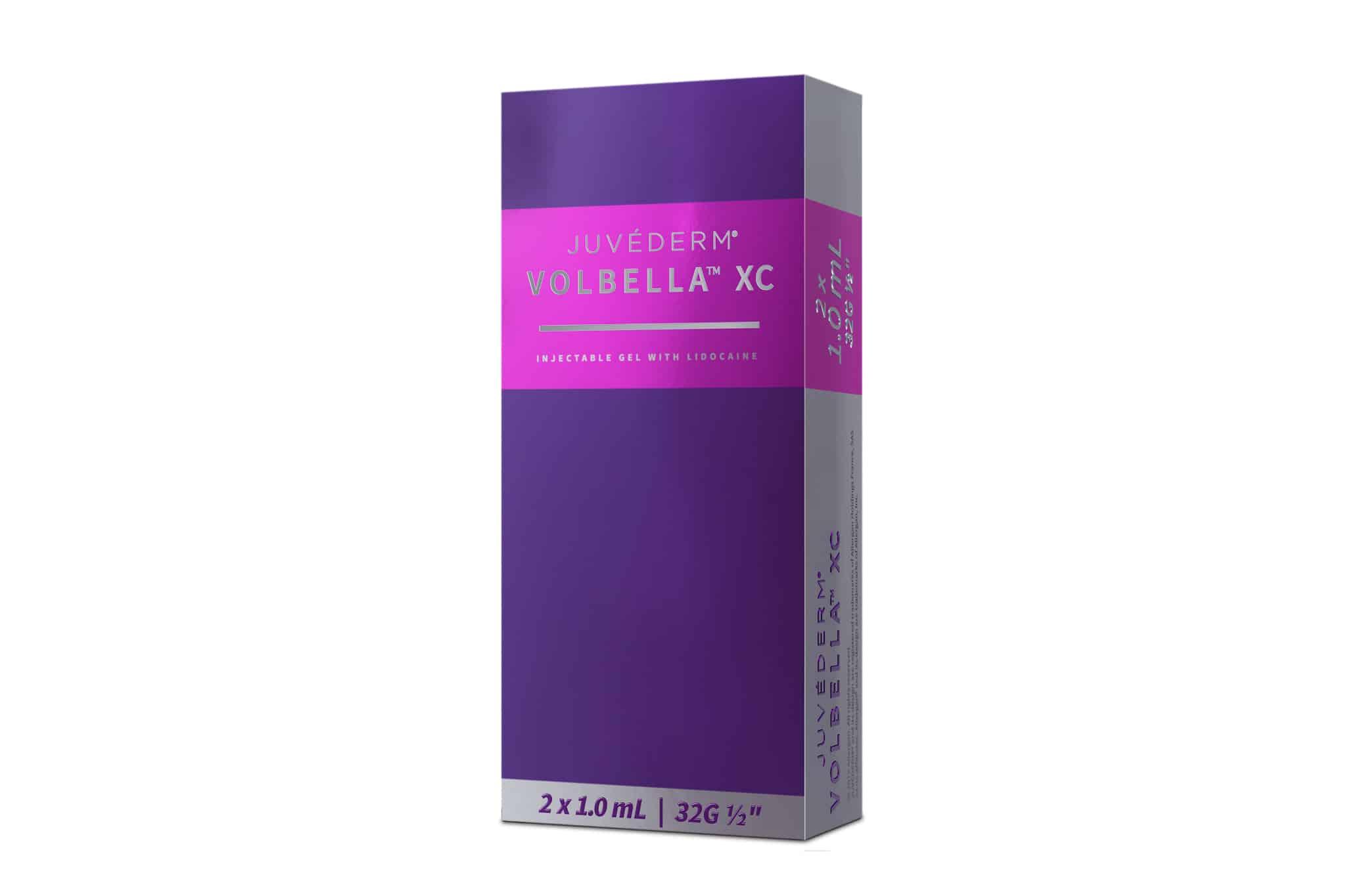 Juvederm Vobella Xc Packaging Updated